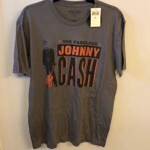 The fabulous Johnny Cash Lucky Brand T shirt